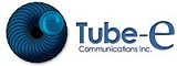 Tube-e Communications Inc Logo